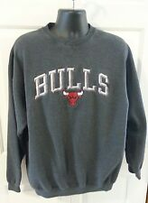 Vintage Chicago Bulls PRO Player Crew Neck Embroidered Sweatshirt 90's JORDAN 23