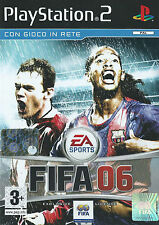 FIFA Football 06 for Sony PS2 Playstation 2 video game 003