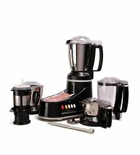 Panasonic Mixer Grinder MX-AC400, 550watts (Black)
