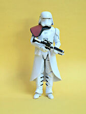"(Loose) StarWars Black Series/TFA 6"" - ""SNOWTROOPER OFFICER"" Action Figure"