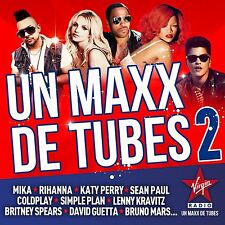 CD NEUF scellé - UN MAXX DE TUBES 2 / Edition 2 CD - 40 Titres -C26