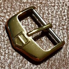 Tag Heuer Buckle Gold Plated Formula One Chronograph Aquaracer Monza Monaco 18mm