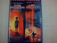 Close Encounters of the Third Kind/Starman (DVD, 2010, 2-Disc Set), Used