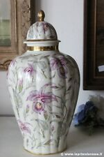 POTICHE VINTAGE IN PORCELLANA H cm 34 - THOMAS R. GERMANY PORCELAIN VASE