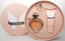 Paco Rabanne Olympea for Women Eau de Parfum 2.7oz. 3pc.Gift Set.NIB (sku:17276)