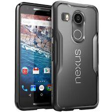 SUPCASE Nexus 5X Unicorn Beetle Premium Hybrid Protective Case - Frost Black