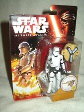 Action Figure Star Wars The Force Awakens First Order Flametrooper 4 inch
