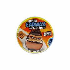 Moco de Gorilla Earwax Wet Look Hair Hold Wax Gel Pomade - Orange 3.52oz