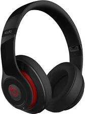 Beats Studio Wireless Headphones Black & Red - Genuine Beats By Dre Studio