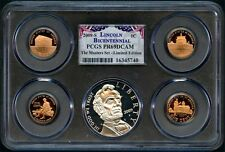 2009-S Lincoln Bicentennial The Masters Set Limited Edition PCGS PR69DCAM-145848