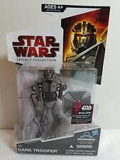 Star Wars Dark Trooper Phase 1 Legacy Collection BD56 2009 Hasbro RARE
