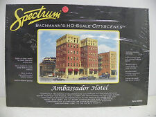 BACHMANN NOS HO 88002 AMBASSADOR HOTEL KIT MINT IN BOX FACTORY SEALED MINT