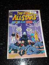 YOUNG ALL-STARS Comic - No 21 - Date Holiday - DC Comics