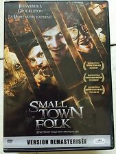 Warwick Davis, Dan Palmer SMALL TOWN FOLK ~ 2009 British Cult Horror Rare UK DVD