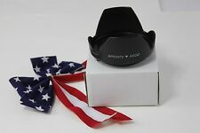 72mm Tulip Flower Lens Hood for DSLR EF-S Canon 15-85mm f/3.5-5.6 IS USM