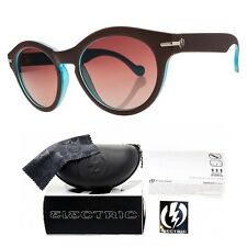 NEW Electric Visual Potion Blue Gradient Womens Cat Eye Sunglasses Msrp$110