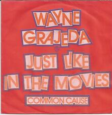 WAYNE GRAJEDA Just like in the movies FRENCH SINGLE WARNER 1974