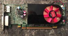 DELL FDT1K VIDEO CARD RADEON R7 250 2GB DDR3 PCI E 3.0 DISPLAY PORT DVI