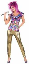 80's Pop Video Star 1980 Ladies Adult Costume