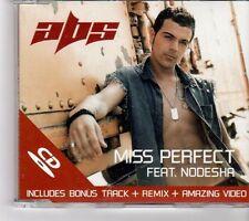 (FK603) ABS, Miss Perfect ft Nodesha - 2003 CD