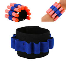 Elastic wrist band storage soft bullets For NERF N-Strike CS Game