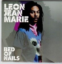 (FG920) Leon Jean Marie, Bed of Nails - 2008 DJ CD