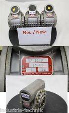 Bonfiglioli VF 62/p a vite senza fine I = 38 Gearbox ingranaggi motore a ingranaggi