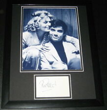 Rex Reed Signed Framed 11x14 Photo Display