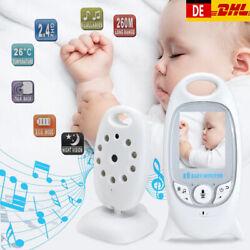 Digital Wireless Babyphone /& Kamera Farbe Video Monitor Nachtsicht Babypflege DE