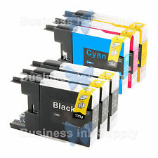 6 PACK LC71 LC75 NON-OEM Ink for BROTHER MFC-J430W LC-71 LC-75 LC71 LC75 LC79