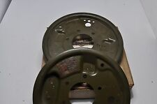 Ford GPW G503 Brake Shoe backing plate NOS IN SET of 2 RARE Jeep WW2
