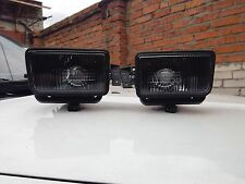 BMW E34 fog lights (glass)