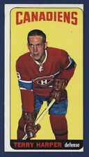 1964-65 Topps TERRY HARPER #3 Nrmt+ Montreal Canadiens *SHARP* !!
