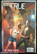 True Blood The French Quarter #2 Cover A NM- 1st Print Free UK P&P IDW Comics