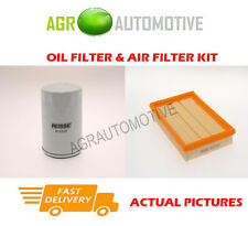 DIESEL SERVICE KIT OIL AIR FILTER FOR FORD COURIER 1.8 60 BHP 1995-01