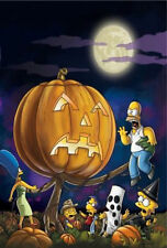 14x21Inch Art THE SIMPSONS TREE HOUSE OF HORRORS Television Posters Homoer 659