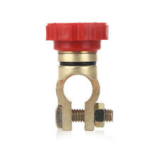 1.7cm Battery Terminal Disconnect Switch Link Kill Cut-off Car Truck Part Red