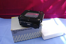 Rollfilmkassette Pro-S 220 - for Mamiya RZ67 (not for RB67)