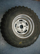 REAR RIGHT WHEEL TIRE RIM HUB 2002 CAN-AM 4X4 650 QUEST XT BOMBARDIER ROTAX