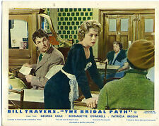 BRIDAL PATH 1959 Bill Travers, Bernadette O'Farrell 6 10x8 LOBBY CARDS