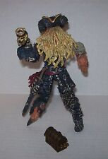 "Disney Pirates of The Caribbean - At Worlds End Davy Jones -  7"" Action Figure"