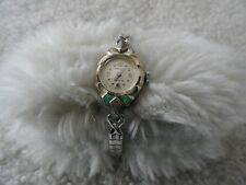 Swiss Made Gruen Precision Vintage Ladies Wind Up Watch - Runs Fast