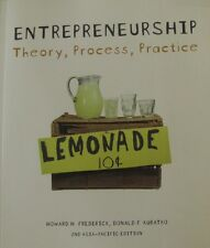 Entrepreneuriship Theory Process Practice, 2nd Edition Howard H Frederick