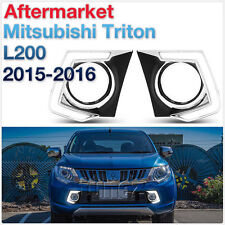 LED Daytime Running Light DRL Mitsubishi Triton MQ GLX 2015-2017 Fog Lamp Car OZ