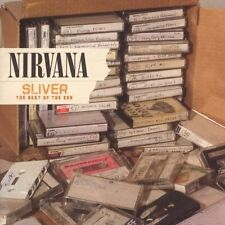 Nirvana SLIVER The Best of the Box by Nirvana SEALED CD Oct-2005 Geffen Records