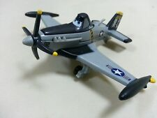Mattel Disney Pixar Planes No.7 Jolly Wrenches Dusty Crophopper Metal Toy Loose