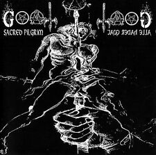 GOAT - Sacred Pilgrim CD (DieHard, 1996) *Danish Black Metal *ILLDISPOSED