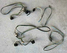 1958 Cadillac Wiring Harness Plug Misc Lot Pigtails Used Orig 56 57 58