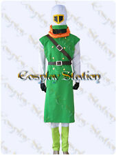 Dragon Quest IV Kiryl Cosplay Costume_commission443