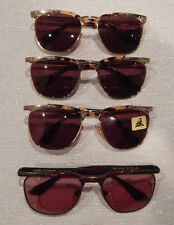 Vintage 4 pc. ALASKA ADVENTURE MADE IN ITALY SUNGLASSES Lot New Old Stock Lot#12